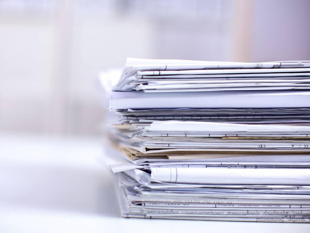 Документы для составления мотивированного мнения